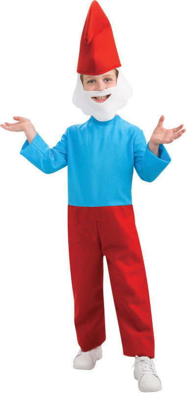 Children's Papa Smurf Costume