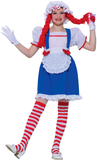 Kid's Rag Doll Costume