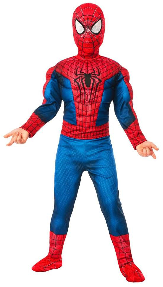 Amazing Spider-Man 2 Muscle Chest Costume