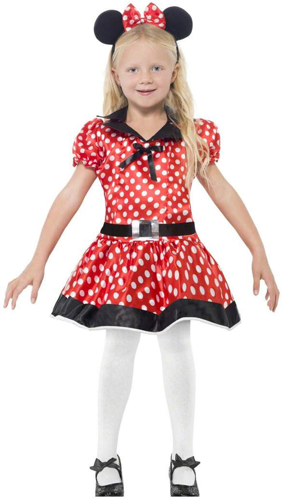 Children's Cute Minnie Mouse Costume