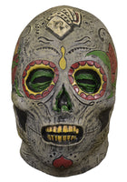 Day of the Dead Zombie Halloween Mask