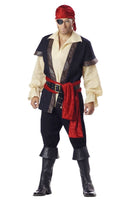 Adult Deluxe Pirate Costume