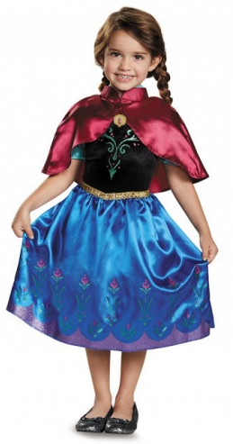 Toddler Anna Costume