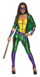 Teenage Mutant Ninja Turtles Donatello Jumpsuit Costume