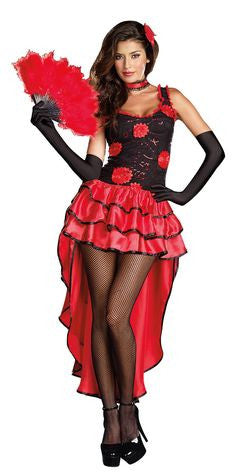 Flamenco Costume  sc 1 st  Ripsters Halloween Shop & Flamenco Costume | RipstersHalloweenShop.ca