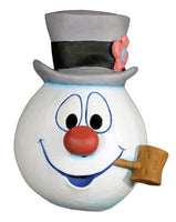 Frosty The Snowman Latex Mask
