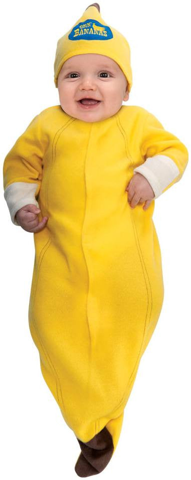 Infant Going Bananas Bunting Costume