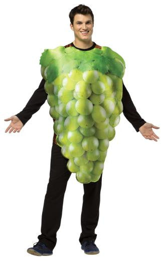 Green Bunch of Grapes Costume