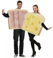 Ham And Cheese Costume