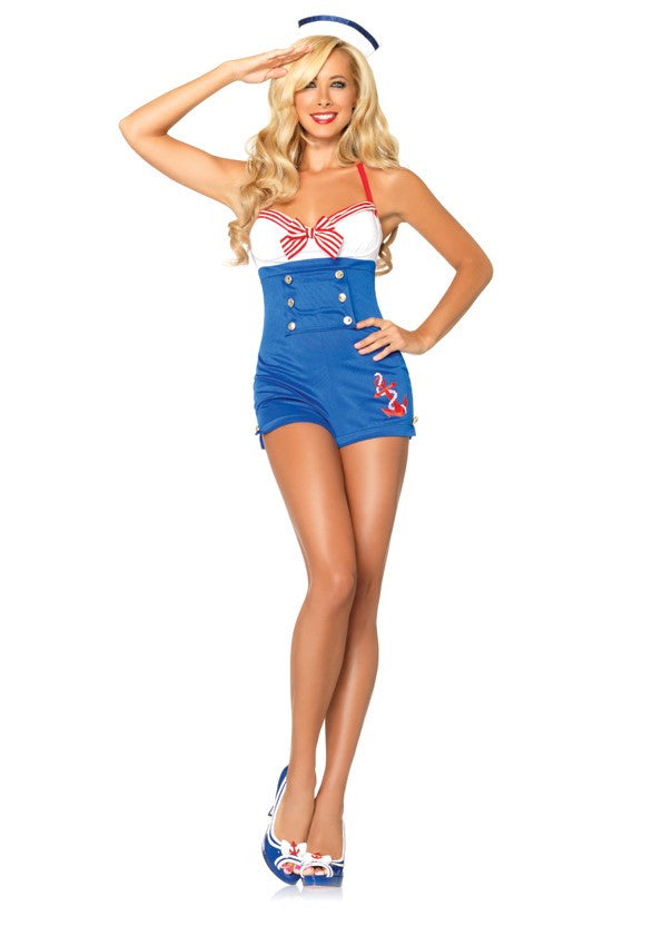 High Seas Honey Sailor Costume