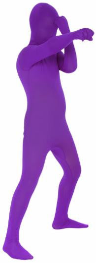 Children's Purple Morphsuit