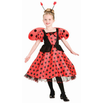 Children's Lady Bug Costume