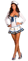 Makin Waves Sailor Costume