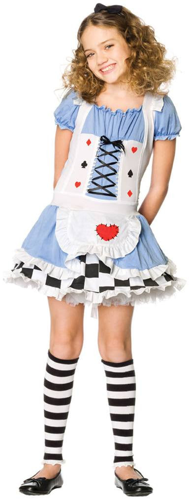 Kid's Miss Wonderland Costume