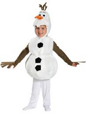 Children's Deluxe Olaf Costume