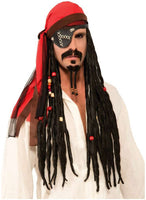 Pirate Headscarf with Dreads