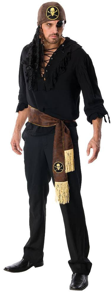 Swashbuckler Pirate Adult Costume