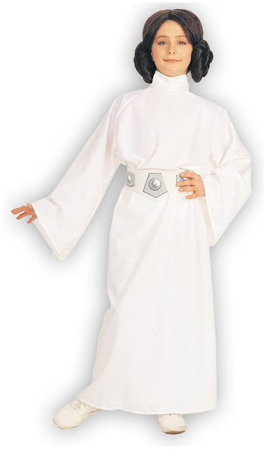 Kid Deluxe Princess Leia Costume