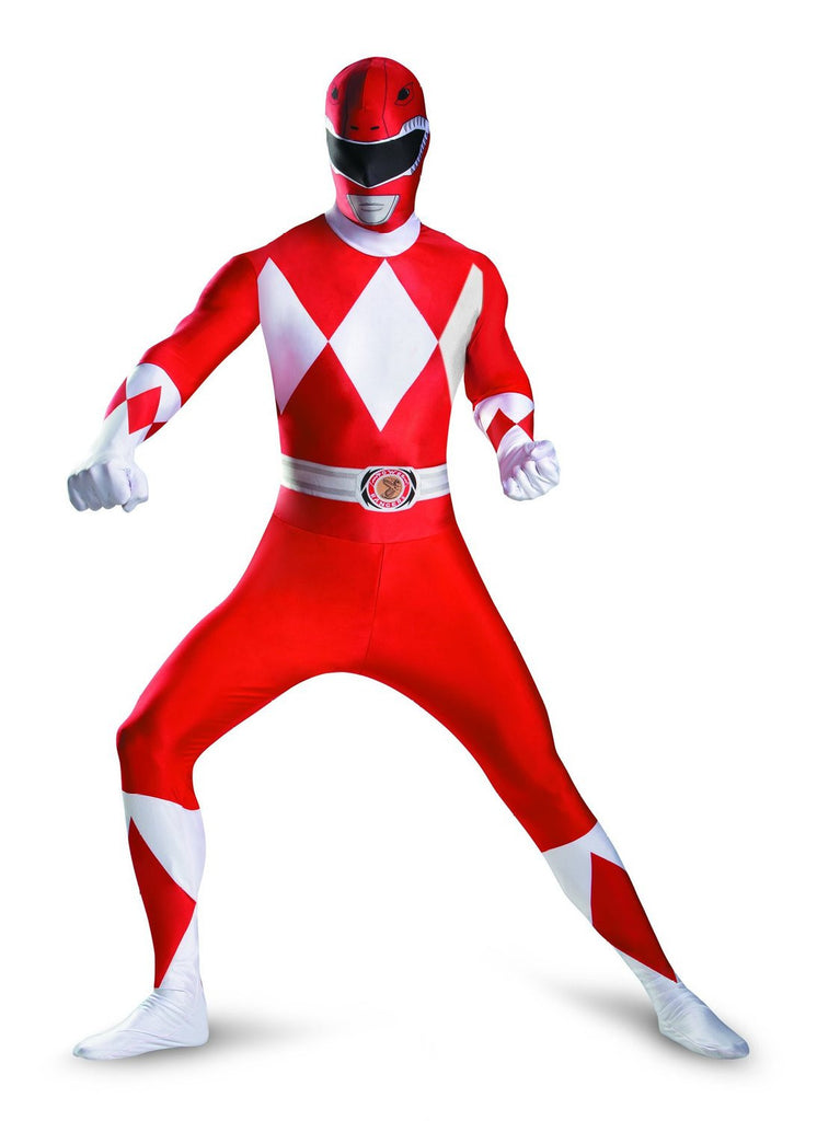 Red Power Ranger Morphsuit