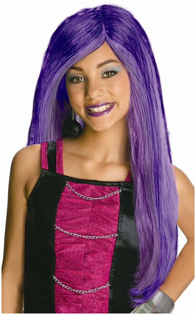 Child Monster High Spectra Vondergeist Wig