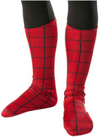 Adult Spiderman Boot Tops