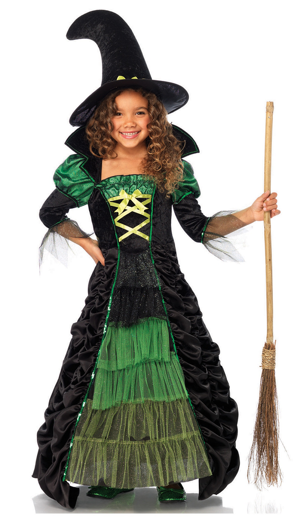 Kid's Storybook Witch Costume