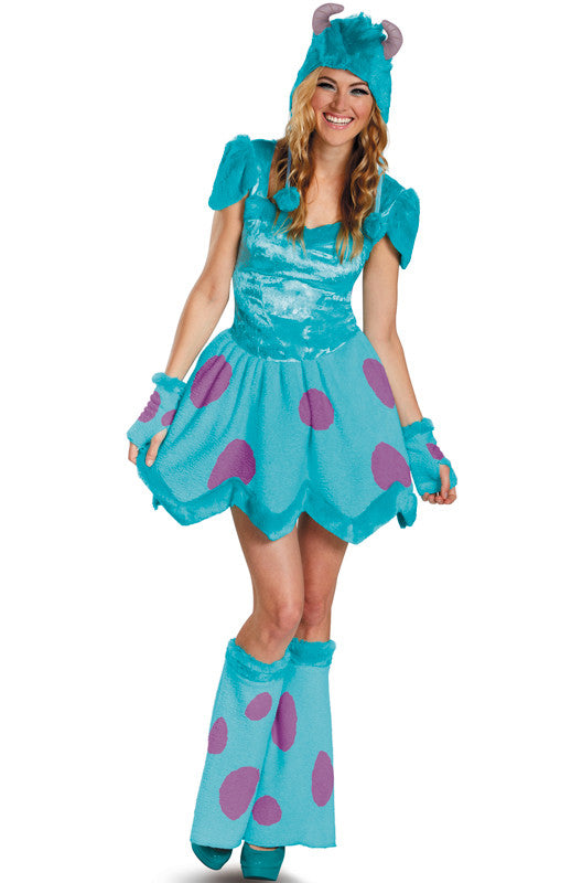 Monster University Sulley Deluxe Costume