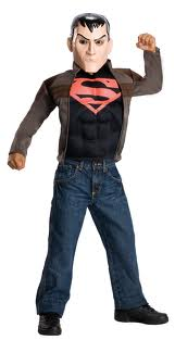 Kid's Superboy Superman Costume