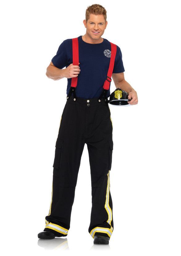 Fire Fighter Captain Costume