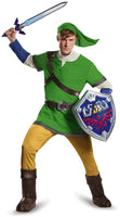 Adult Legend of Zelda: Link the Elf Deluxe Costume