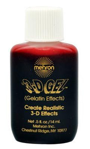 3D Blood Gel 0.5oz