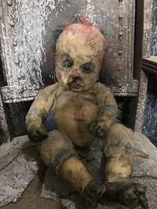Baby Clown Doll