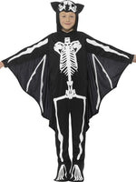 Kid's Bat Skeleton Costume