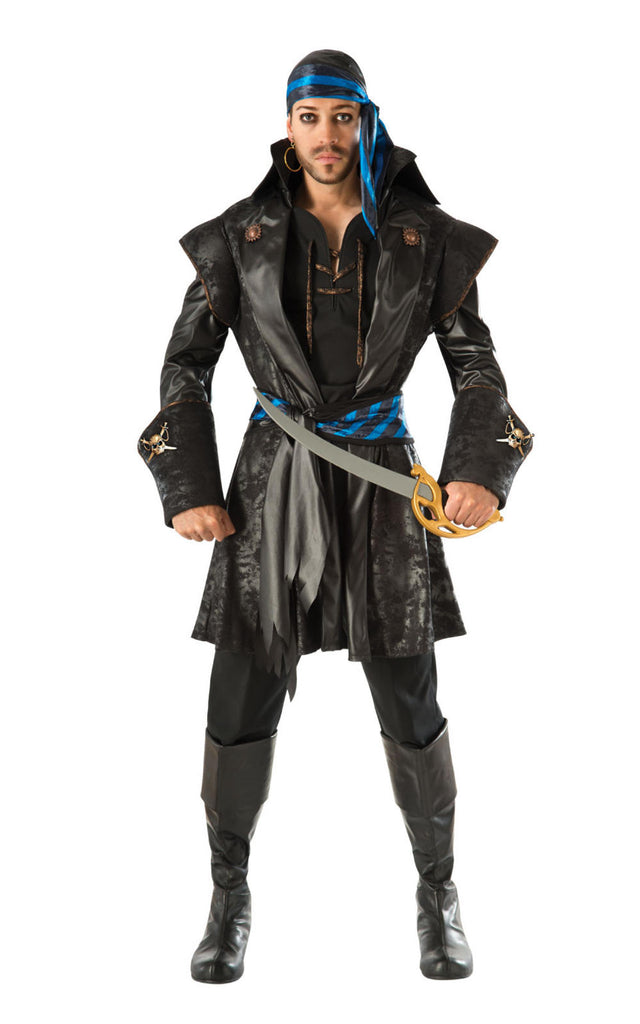 Captain Blackheart Pirate Costume