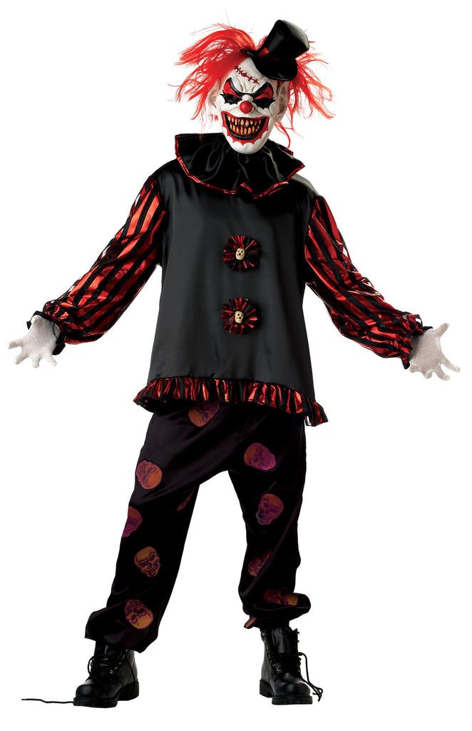 Carver The Clown Costume