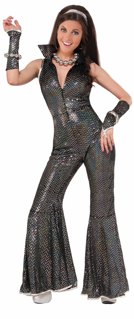 1970's Disco Jumpsuit Costume
