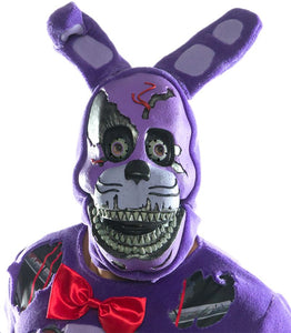 Adult Five Nights at Freddy's - Nightmare Bonnie PVC 3/4 Mask