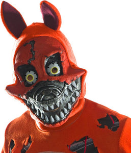 Adult Five Nights at Freddy's - Nightmare Foxy PVC 3/4 Mask