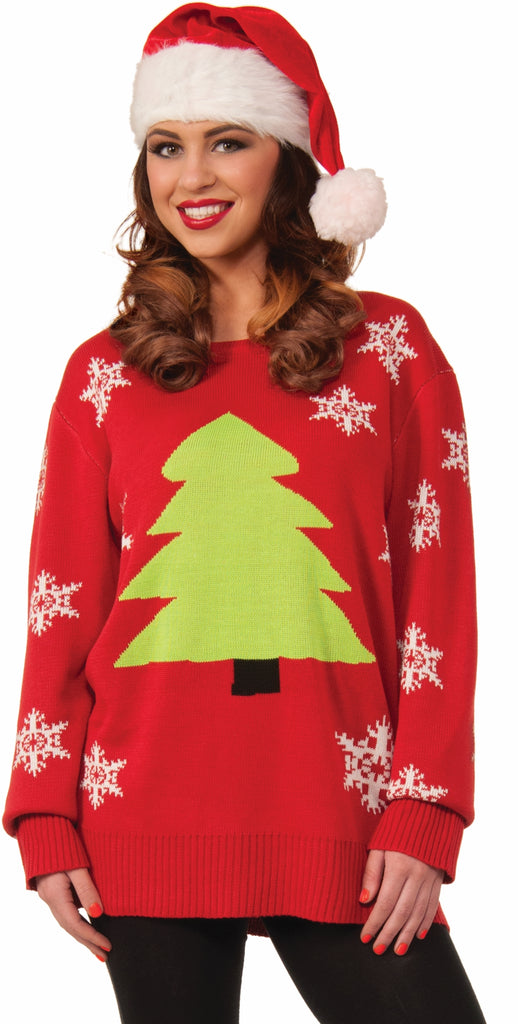 Christmas Sweater O'Christmas Tree