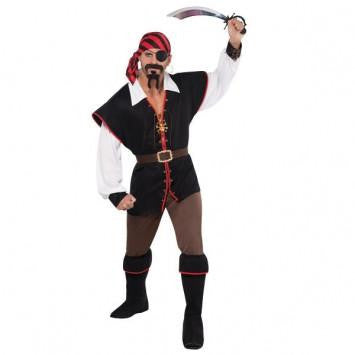 Rebel Of The Seas Pirate Costume