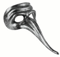 Long Nose Masquerade Mask