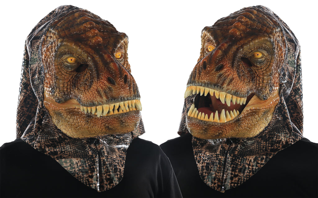 Animated T Rex Mask