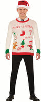Ugly Christmas Sweater Merry Christmas