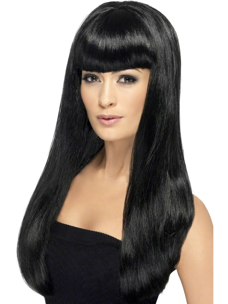 Black Babelicious Long Wig
