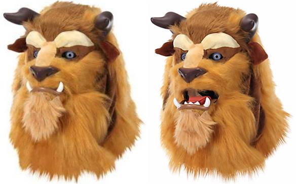 Beast Mouth Mover Mask