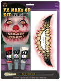Big Mouth Evil Grin Make Up Kit