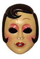 The Strangers Pin-Up Girl Mask