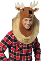 Oh Deer Trophy Headpiece Costume