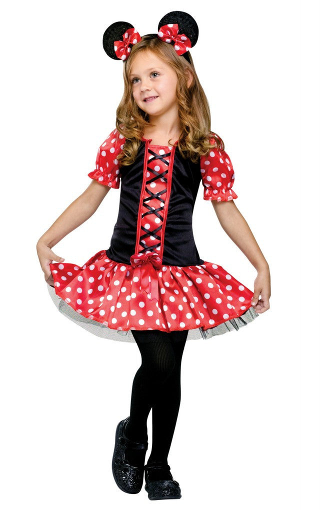Children's Miss Minnie Mouse Costume