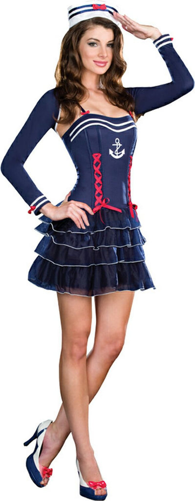 Surf City Sweetie Sailor Costume